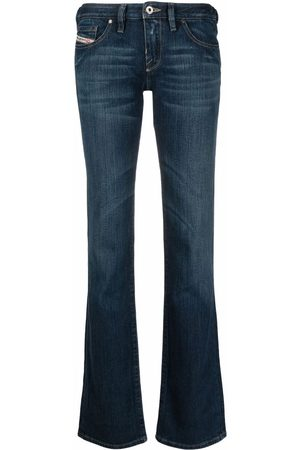 Diesel Women Straight - X 10 Corso Como straight-leg jeans