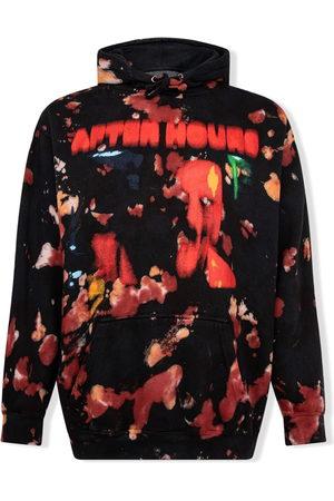 The Weeknd X A$AP Rocky Art Dealer For AWGE hoodie
