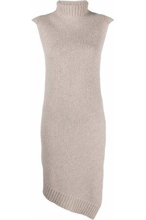 Jil Sander Women Turtlenecks - Virgin wool roll-neck vest