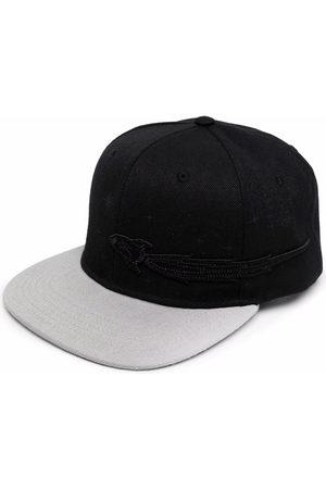 ENTERPRISE JAPAN Caps - Logo-patch two-tone cap