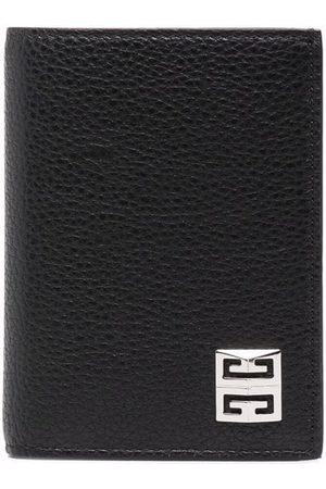 Givenchy Men Wallets - Logo-plaque card case