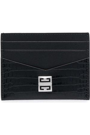Givenchy Men Wallets - 4G card wallet