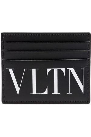 VALENTINO GARAVANI Men Wallets - VLTN logo-print cardholder