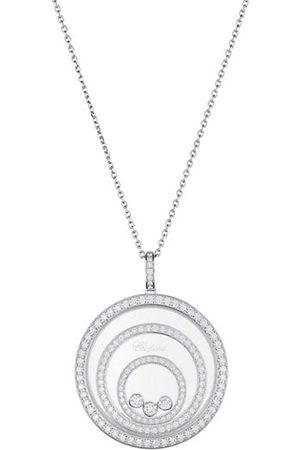 Chopard Happy Spirit 18K & Diamond Pendant Necklace