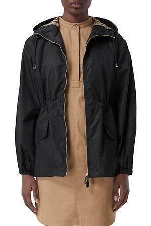 Burberry Women Raincoats - Binham Zip Jacket