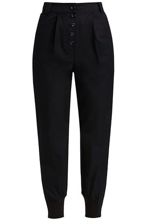 AJE Chaise Button Front Pants