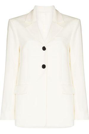Commission Single-breasted blazer jacket