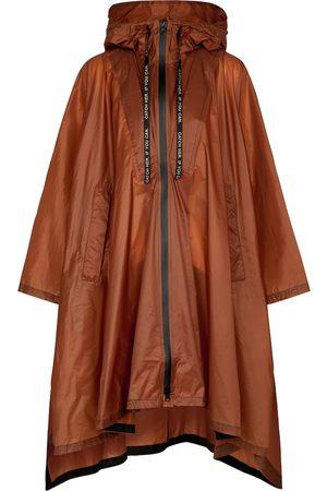 Dorothee Schumacher Bag It Out nylon rain jacket