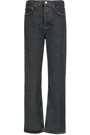 AGOLDE 90's Pinch high-rise straight jeans