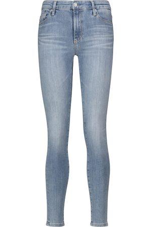 AG Jeans Women Skinny - Farrah Ankle Seamless skinny jeans