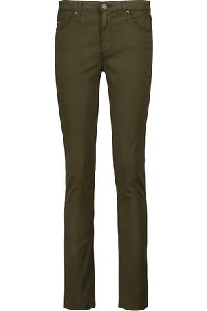 AG Jeans Women Skinny - Prima mid-rise skinny jeans