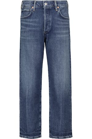 Citizens of Humanity Emery mid-rise cropped jeans