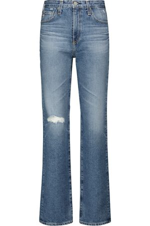 AG Jeans Women High Waisted - Alexxis Vintage straight jeans