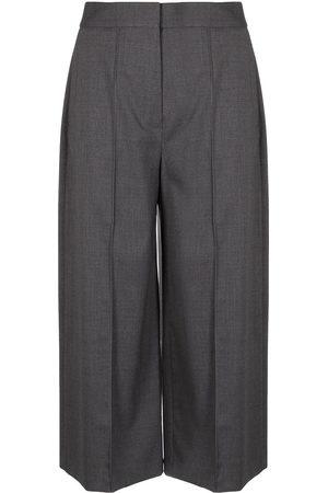 Proenza Schouler Women Culottes - Melange suiting culotte trousers