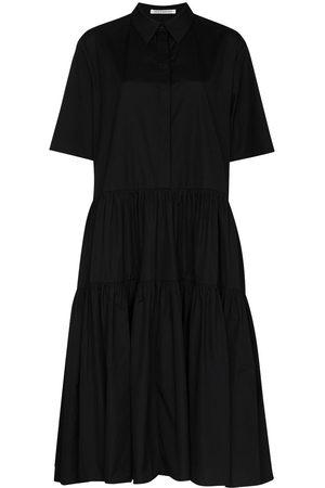 Cecilie Bahnsen Women Casual Dresses - Primrose maxi shirt dress