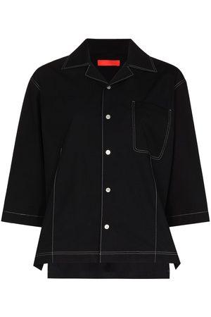 Commission Three-quarter length sleeves shirt