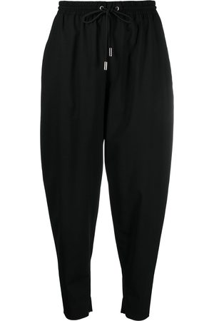 Dsquared2 Women Pants - Carrot cropped trousers