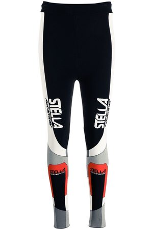 Stella McCartney Sporty logo-print leggings