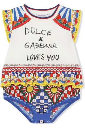 Dolce & Gabbana Graphic-print body