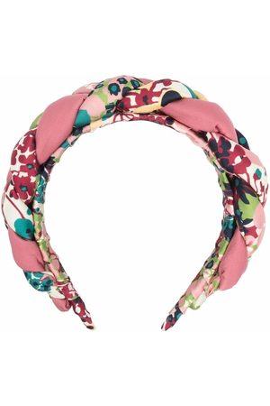 La DoubleJ Rapunzel braided headband