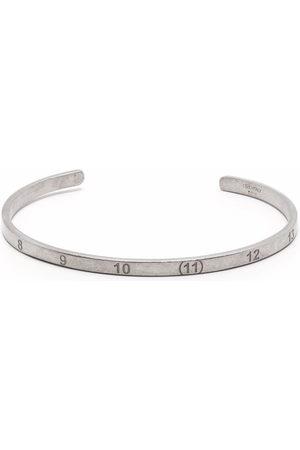 Maison Margiela Men Bracelets - Numbers cuff bracelet