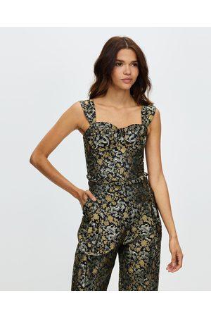 LENNI the label Women Crop Tops - Palace Bustier - Cropped tops Palace Bustier