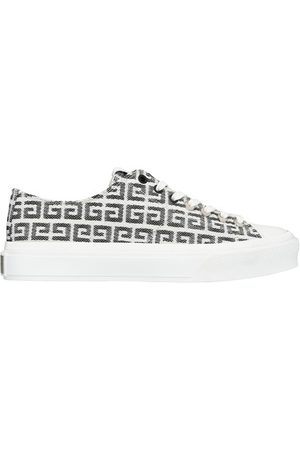 Givenchy Women Sneakers - Monogrammed low top sneakers