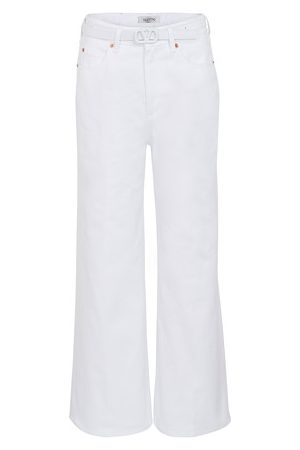 VALENTINO Women Bootcut & Flares - Jeans with belt