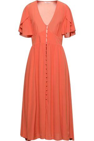 adidas 3/4 length dresses