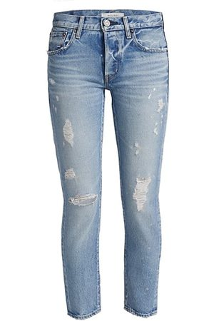 Moussy Aberdeen Tapered Skinny Jeans