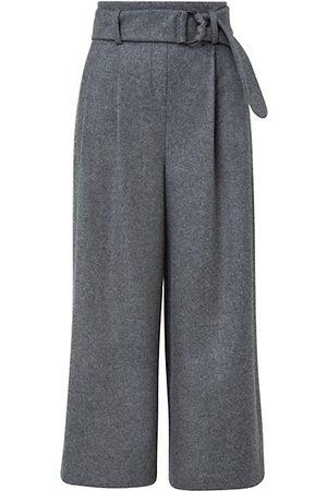 AKRIS Women Culottes - Fiorella Wool-Blend Pants