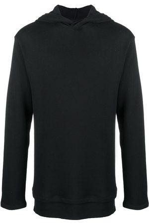 YOHJI YAMAMOTO Men Hoodies - Straight-fit hoodie