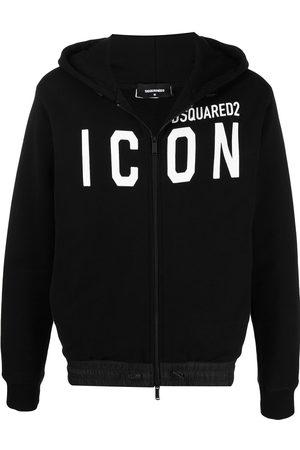 Dsquared2 Zip-front hoodie