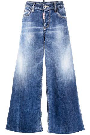 Dsquared2 Wide-leg jeans