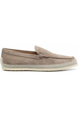 Tod's Round-toe slip-on loafers