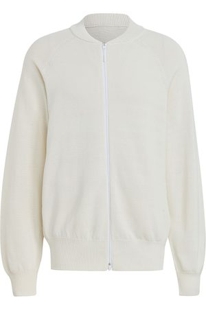 Y-3 Knitted full-zip cotton cardigan
