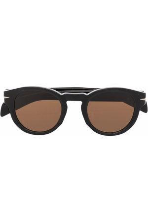 DB EYEWEAR BY DAVID BECKHAM Men Sunglasses - Cat-eye tinted sunglasses