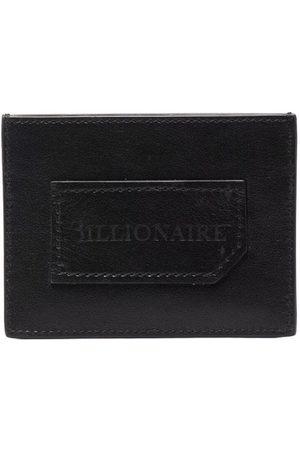 BILLIONAIRE Men Wallets - Institutional embossed-logo cardholder
