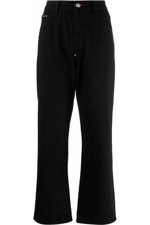 Philipp Plein Iconic Plein loose-fit jeans