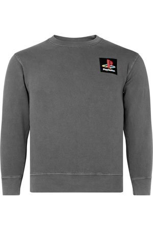 Travis Scott Astroworld X Playstation classic crew-neck sweatshirt