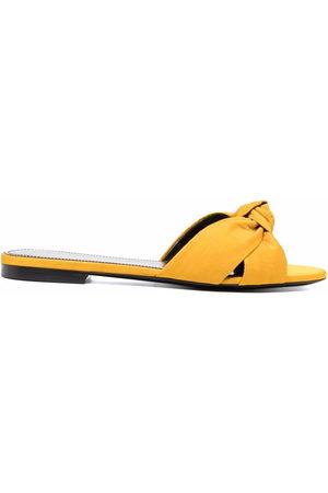 Saint Laurent Women Sandals - 6396162V800 7008