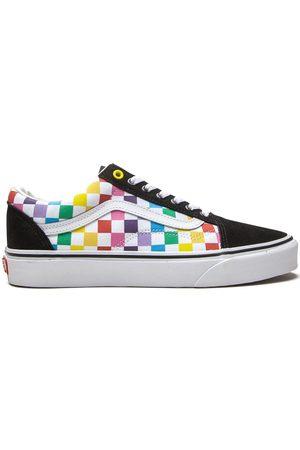 Vans Men Sneakers - Old School 'rainbow checkerboard' sneakers