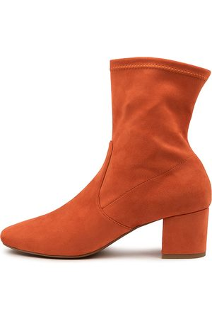 Mollini Careful Burnt Boots Womens Shoes Casual Ankle Boots