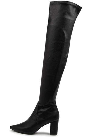 Django & Juliette Norang Dj Boots Womens Shoes Casual Long Boots