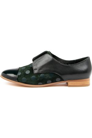 Django & Juliette Women Casual Shoes - Joyful Dj Forest Dot Shoes Womens Shoes Casual Flat Shoes