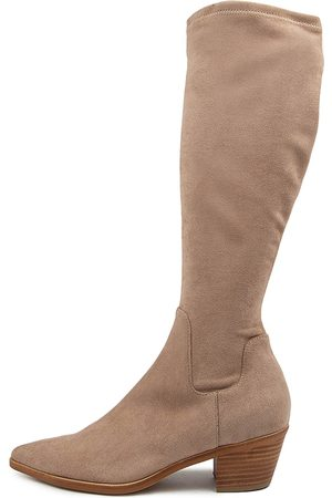 Top end Tiny To Taupe Boots Womens Shoes Casual Long Boots
