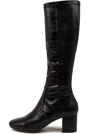 Mollini Women Knee High Boots - Celam Mo Boots Womens Shoes Casual Long Boots