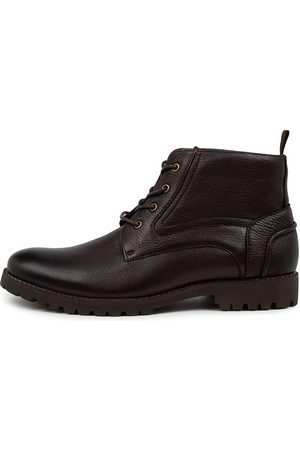 Julius Marlow Men Casual Shoes - Obliged Jm Dark Boots Mens Shoes Casual Ankle Boots