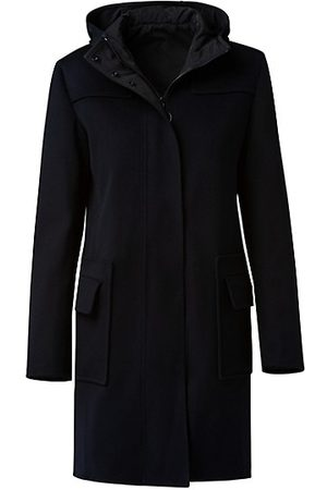 AKRIS Women Raincoats - Wool Duffel Coat