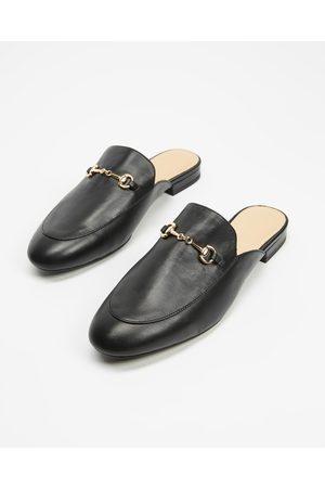 Atmos&Here Georgina Leather Mules - Flats ( Leather) Georgina Leather Mules